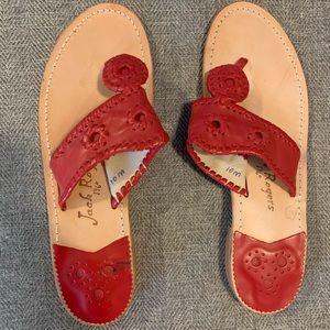 Jack Rogers Flat Sandal size 10